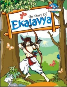 story of ekalavya