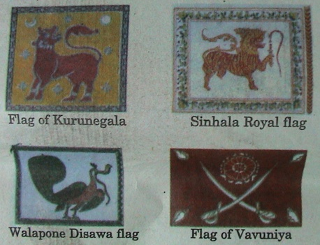 Flags of Ancient Indian Kings (4/5)