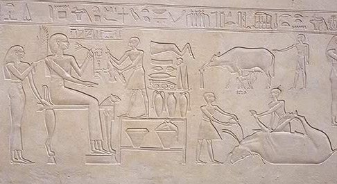 Vishnu in egyptian pyramids part tamil and vedas