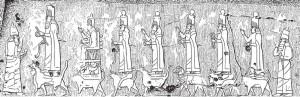 Deer chariot rig veda santa claus tamil and vedas