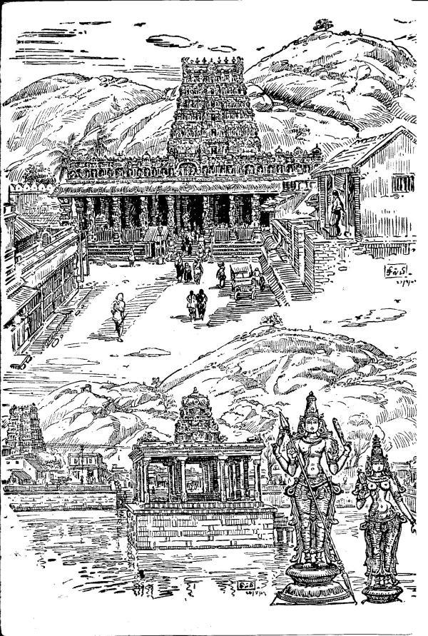 TPK temple silpi