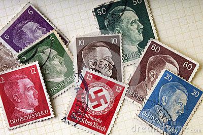 german-war-stamps-