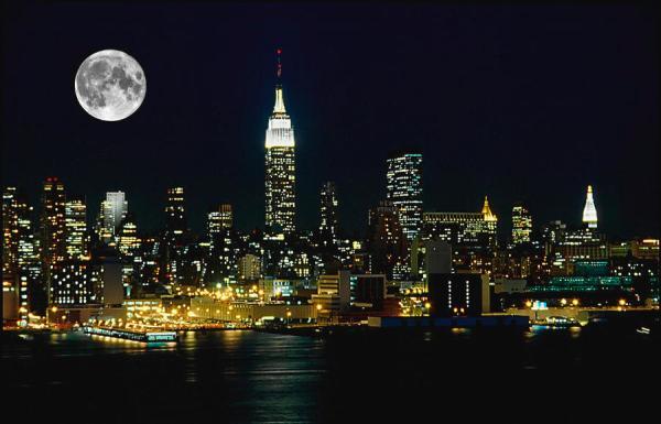NY moon