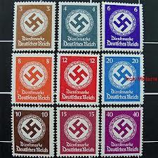 swastika stamps