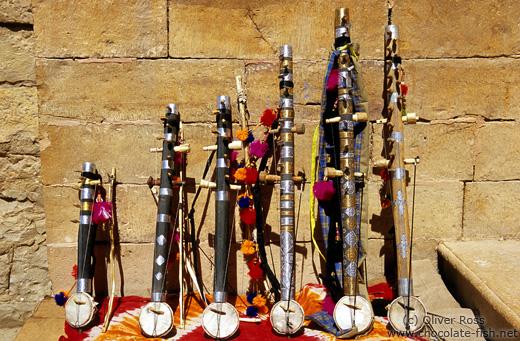 Jaisalmer-instruments