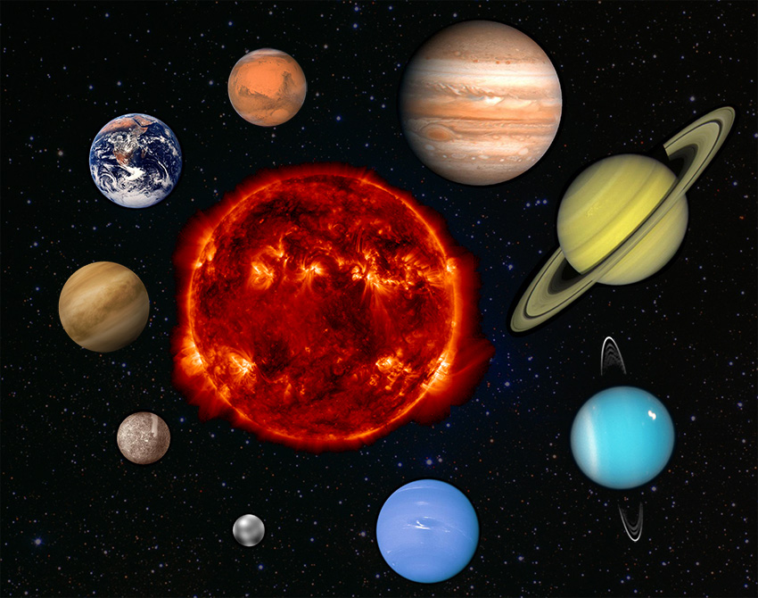 9 Planets In Solar System  Woodworking Plans For Filing