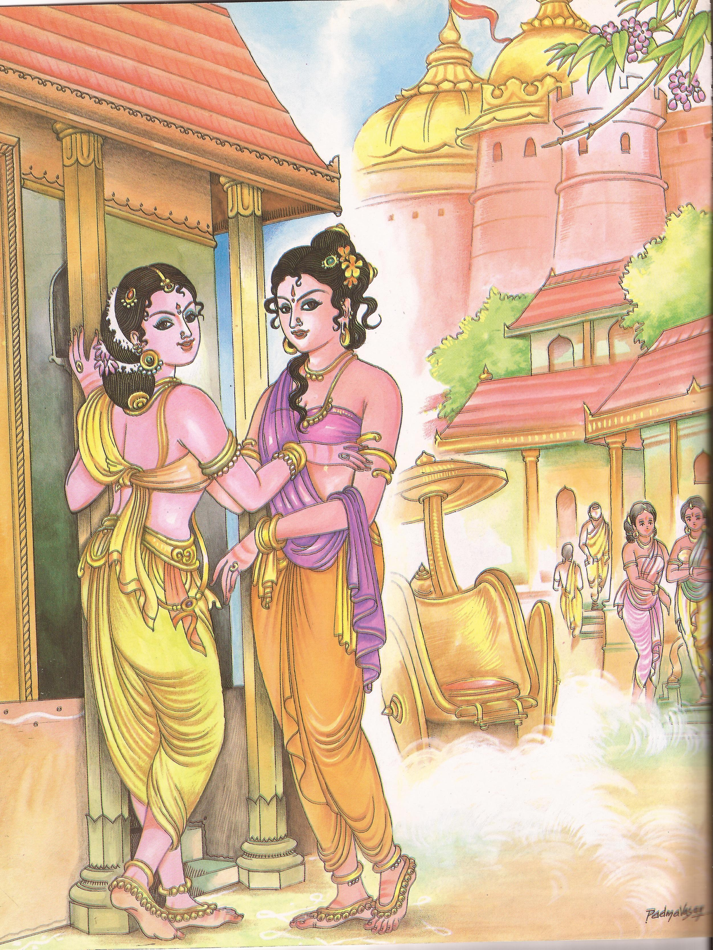Indian Women Tamil And Vedas - Ancient indian literature