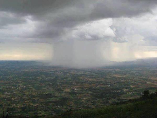 rain at CBE, fb