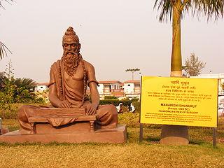 susrutha statue in Haridwar