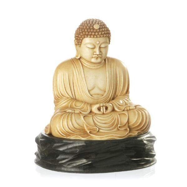 ivory buddha