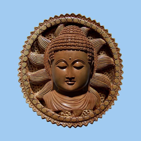 sun buddha