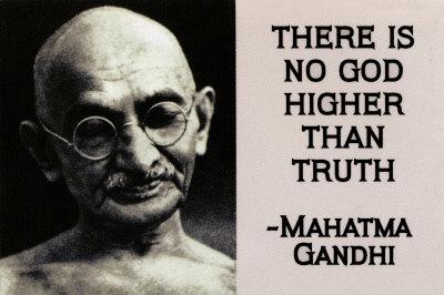 Gandhi On Religion Tamil And Vedas - Gandhi religion