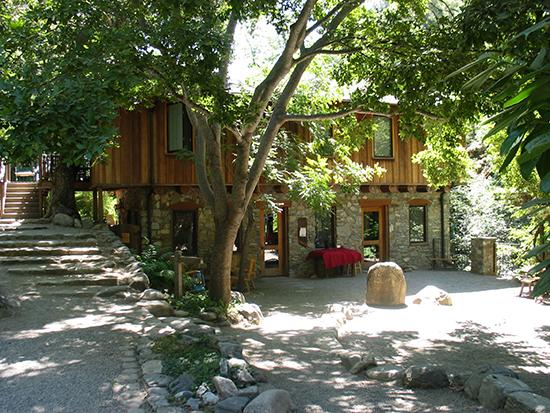 zen centre in California, USA