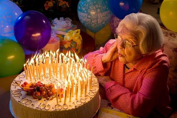 100 years life