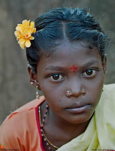 dravidian girl