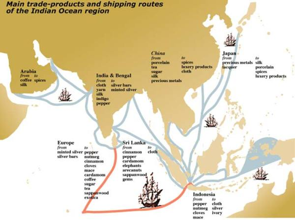 bengal map