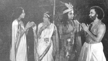 Chintamani_1937_filmMKT as Bilvamangala