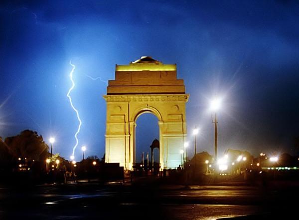 Indiagatelightening