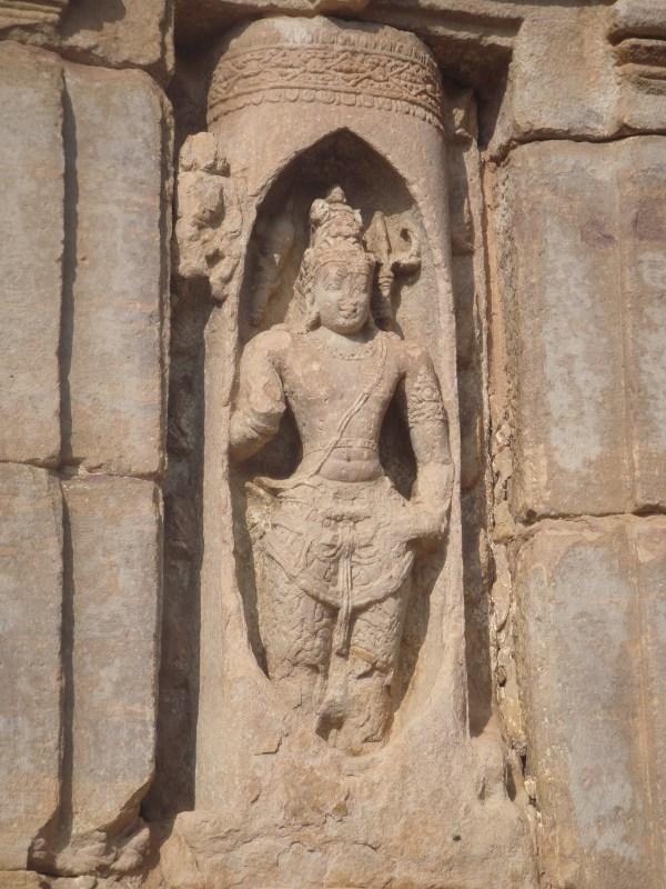 Lingodbhava Murthy - Shiva Inside Linga