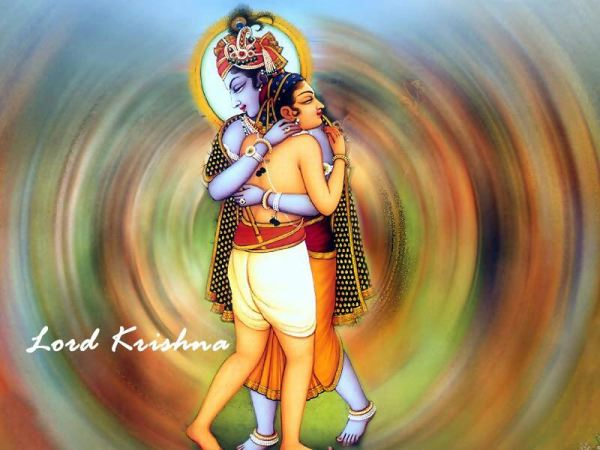 krishna from gopalji