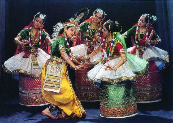 KrishnaRadaGopis