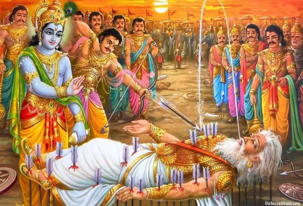 Mahabharata-Bhishma-Pitamah