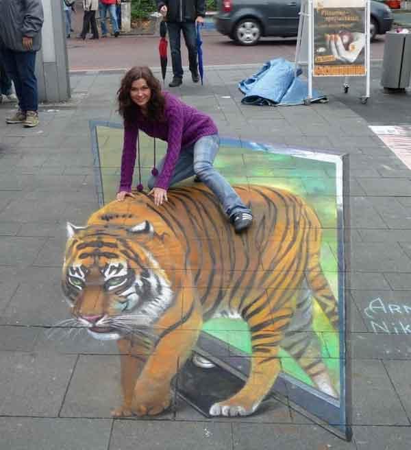 mind tiger