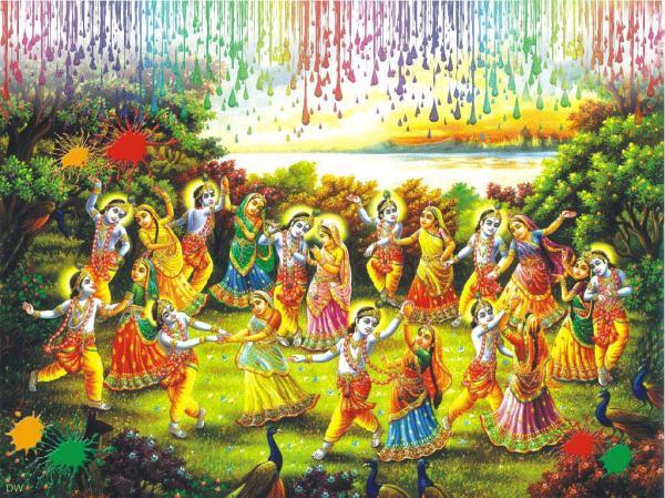 Radha Krishna Ras Leela Images -04