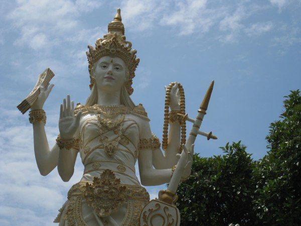 Goddess-Saraswati (1)