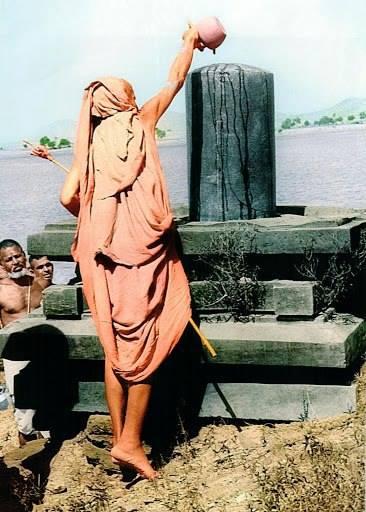 shiva and kanchi