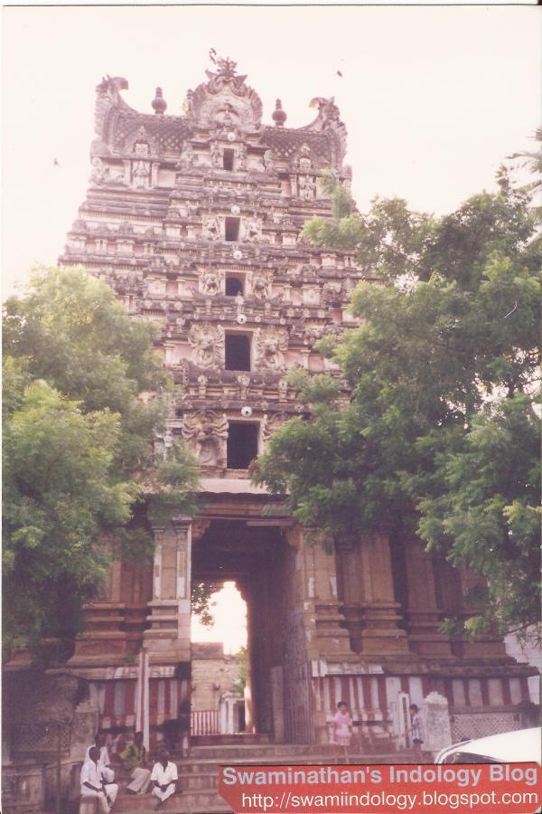 Thiruvathavur,December 1997