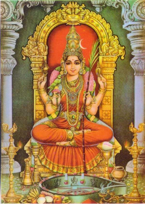 goddess-kamakshi-stotram
