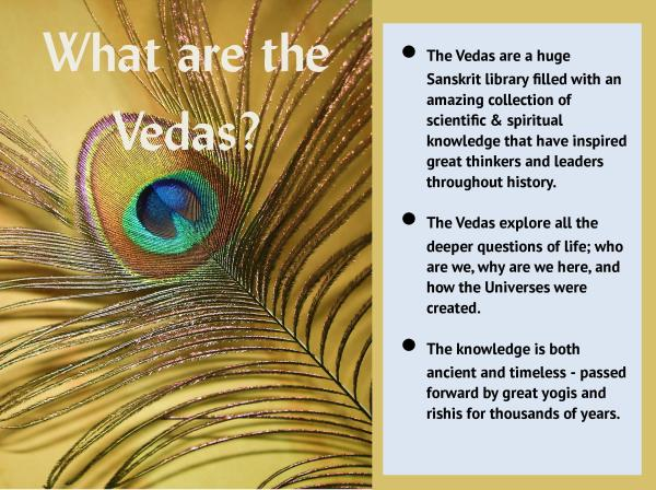 what are vedas