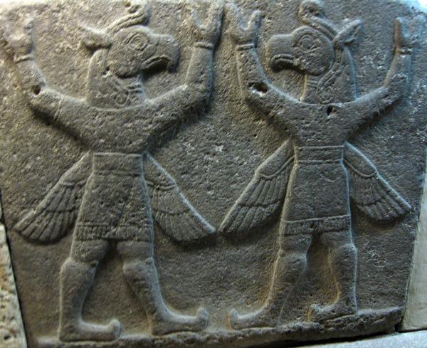carchemish birdment 9C BCE