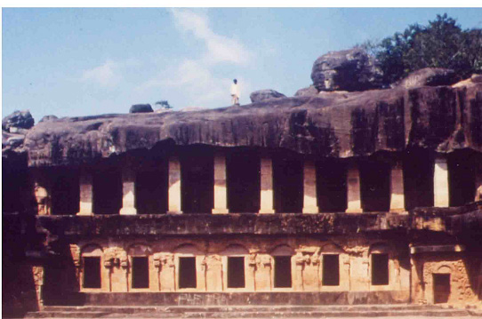 ranigumpa near Bhuvaneswar 3rd c,BCE