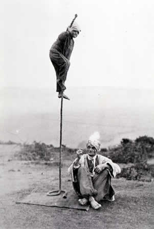 rope trick karachi