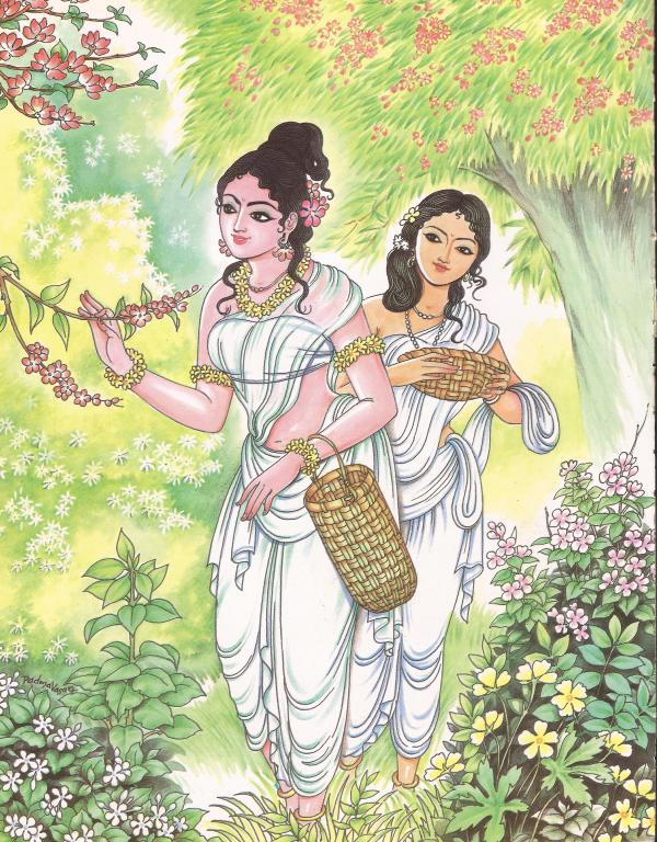 tamil puu parithal
