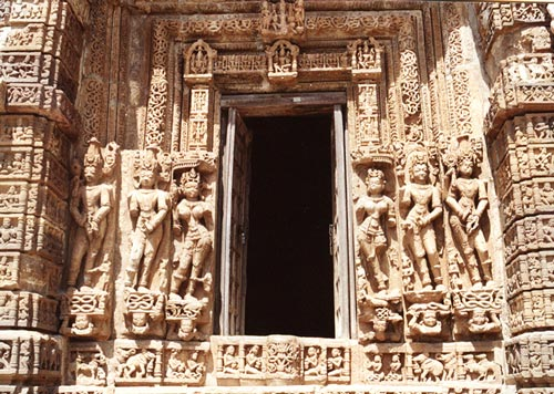 18.-Door-Jamb,-Large-Vishnu-Temple,-Janjgir