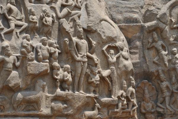 4. Arjuna's penance