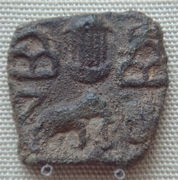 _coin_of_the_Pandyas_Sri_Lanka_1st_century_CE