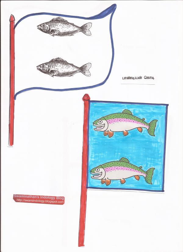pandya-flags