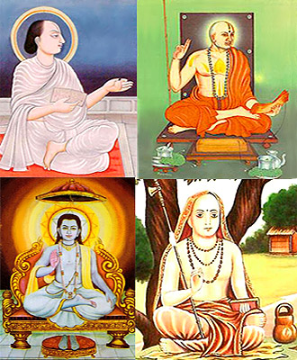 Schools-of-Vedanta
