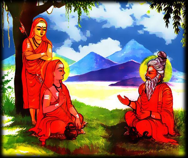 22. Shankaracharya VEDVYASA