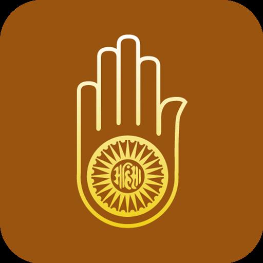 Jainism-Ahimsa-Hand-icon
