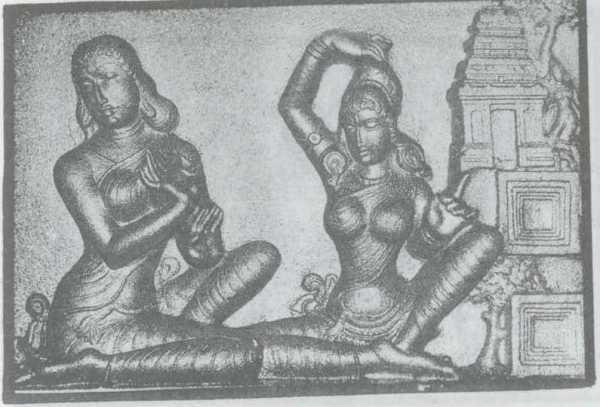 kannaki and Devanthy