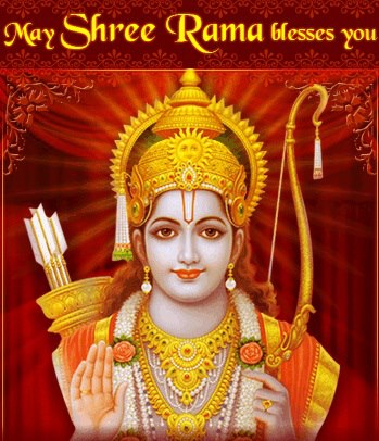 may sri ram bless you