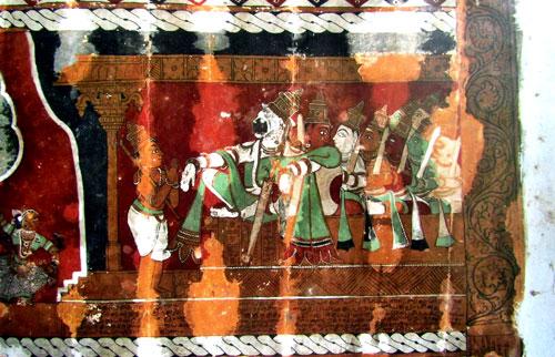 mural tiruvarur
