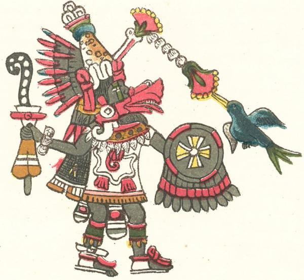 Quetzalcoatl_magliabechiano