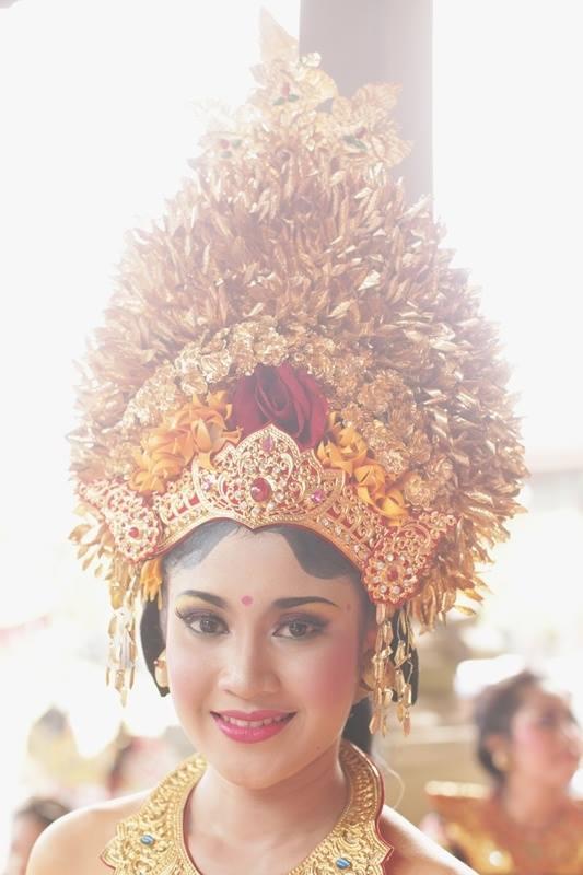 hindu girl, bali