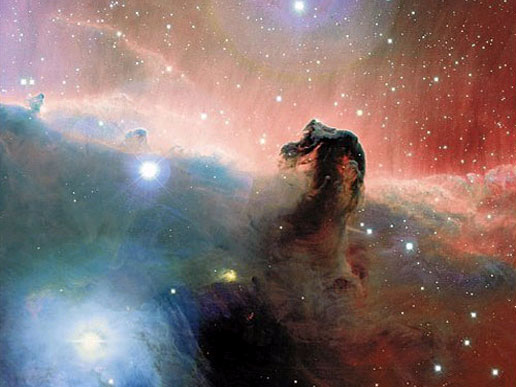 horse head nebula by NASA